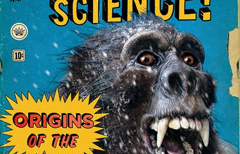 Pre-order <em>Abominable Science!</em> Paperback