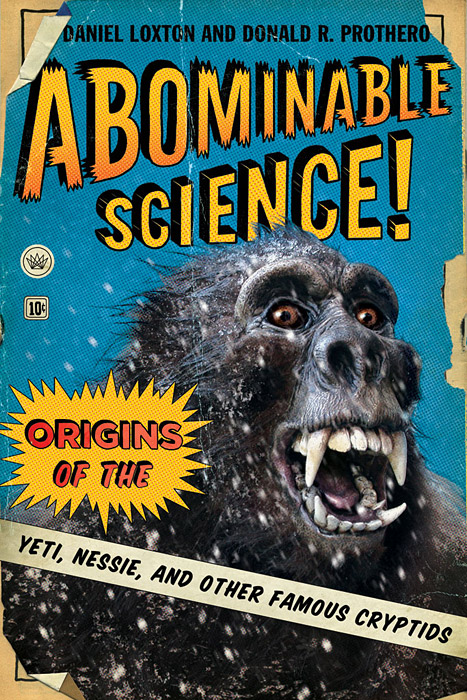 Cover of Abominable Science