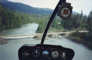 UPDATE: Aerial shot of the Bowser bridge.